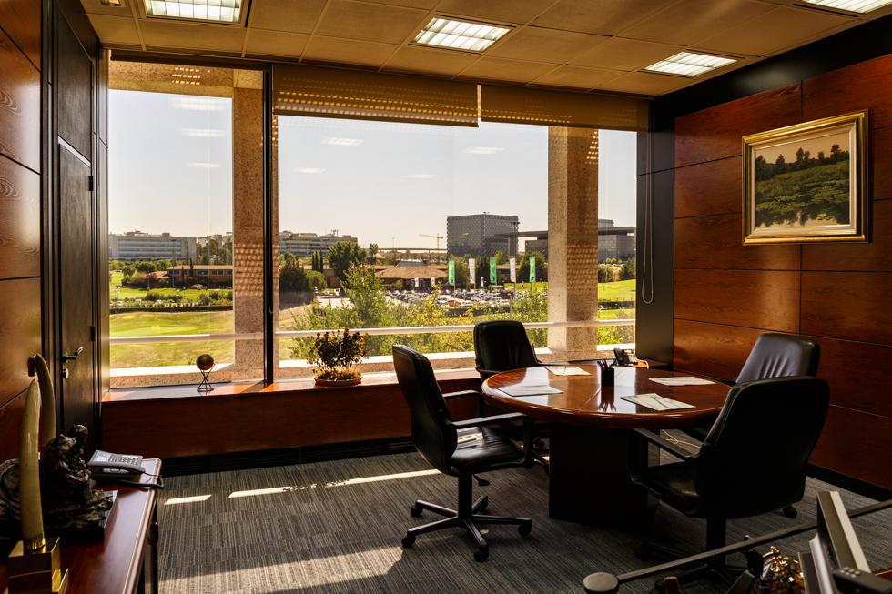 Alquiler oficinas norte de madrid alcobendas grupo for Alquiler de oficinas en madrid